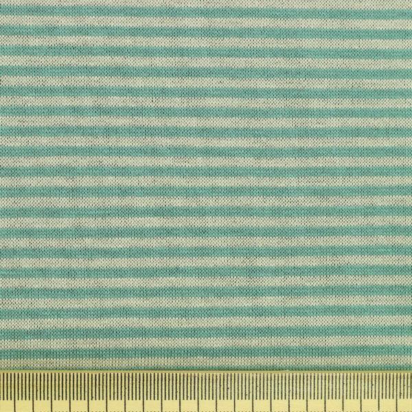 Tissu Jersey coton rayures © Eyrelles Tissus