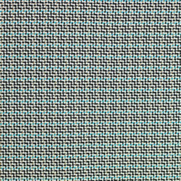 """Tissus Lainage """"Alma - Bleu"""" © Eyrelles Tissus"""