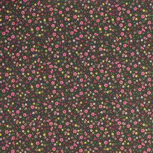 """Tissus Toile enduite polycoton """"Canterbury"""" l © Eyrelles tissus"""