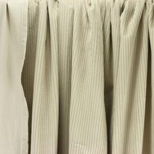 """Tissu velours côtelé """"David - Beige"""" © Eyrelles Tissus"""
