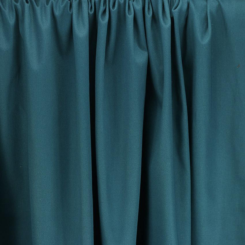 "Tissus Denim ""Chino - Bleu Canard"" © Eyrelles Tissus"