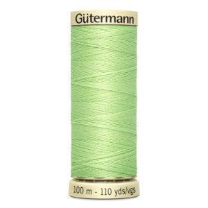Fils Gütermann 100m couleur Vert : 152 © Eyrelles Tissus