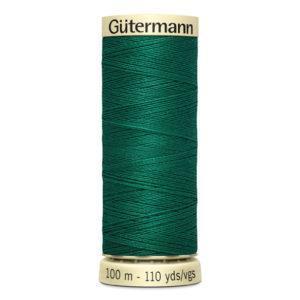 Fils Gütermann 100m couleur Vert : 167 © Eyrelles Tissus