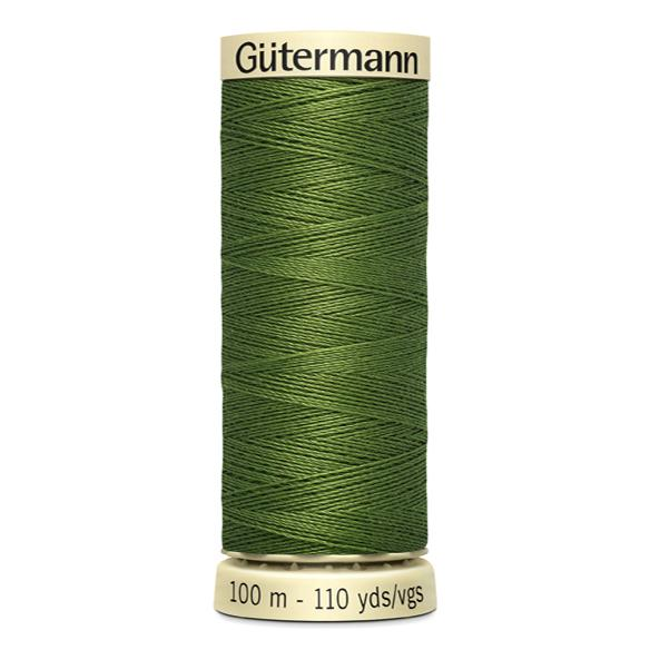 Fils Gütermann 100m couleur Vert : 283 © Eyrelles Tissus
