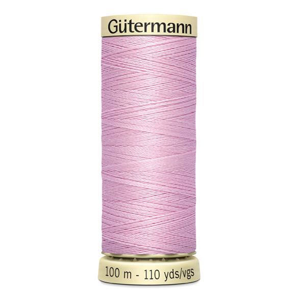 Fils Gütermann 100m couleur Rose : 320 © Eyrelles Tissus