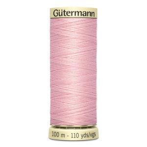 Fils Gütermann 100m couleur Rose : 659 © Eyrelles Tissus