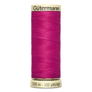 Fils Gütermann 100m couleur Rose : 733 © Eyrelles Tissus