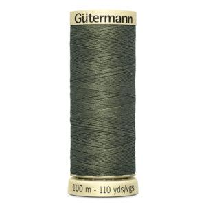 Fils Gütermann 100m couleur Vert : 824 © Eyrelles Tissus