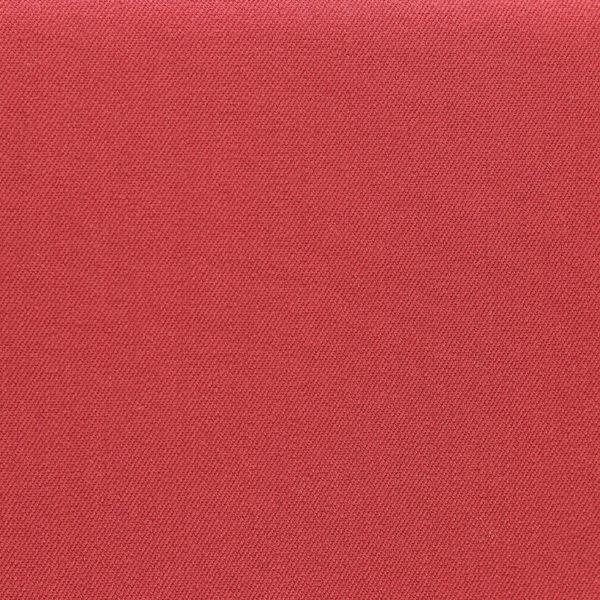 Gabardine basique Rouge Bordeaux © Eyrelles tissus