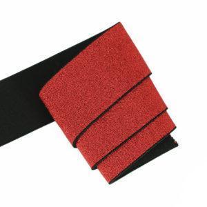 Mercerie élastique Brillant rouge © Eyrelles Tissus