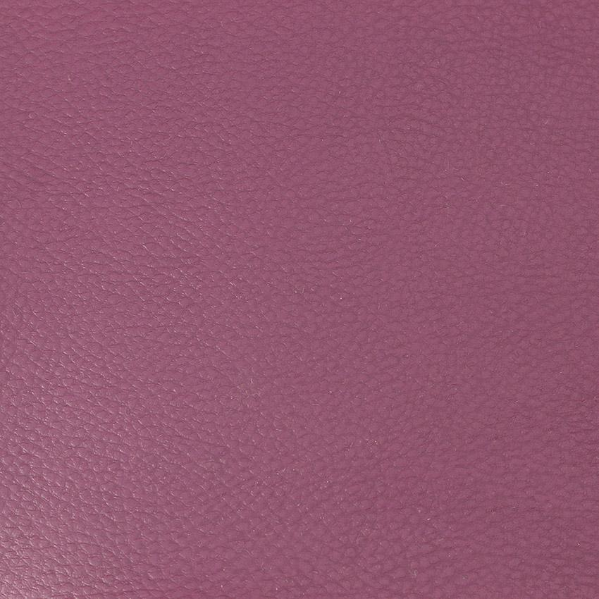 Simili cuir Prune © Eyrelles Tissus